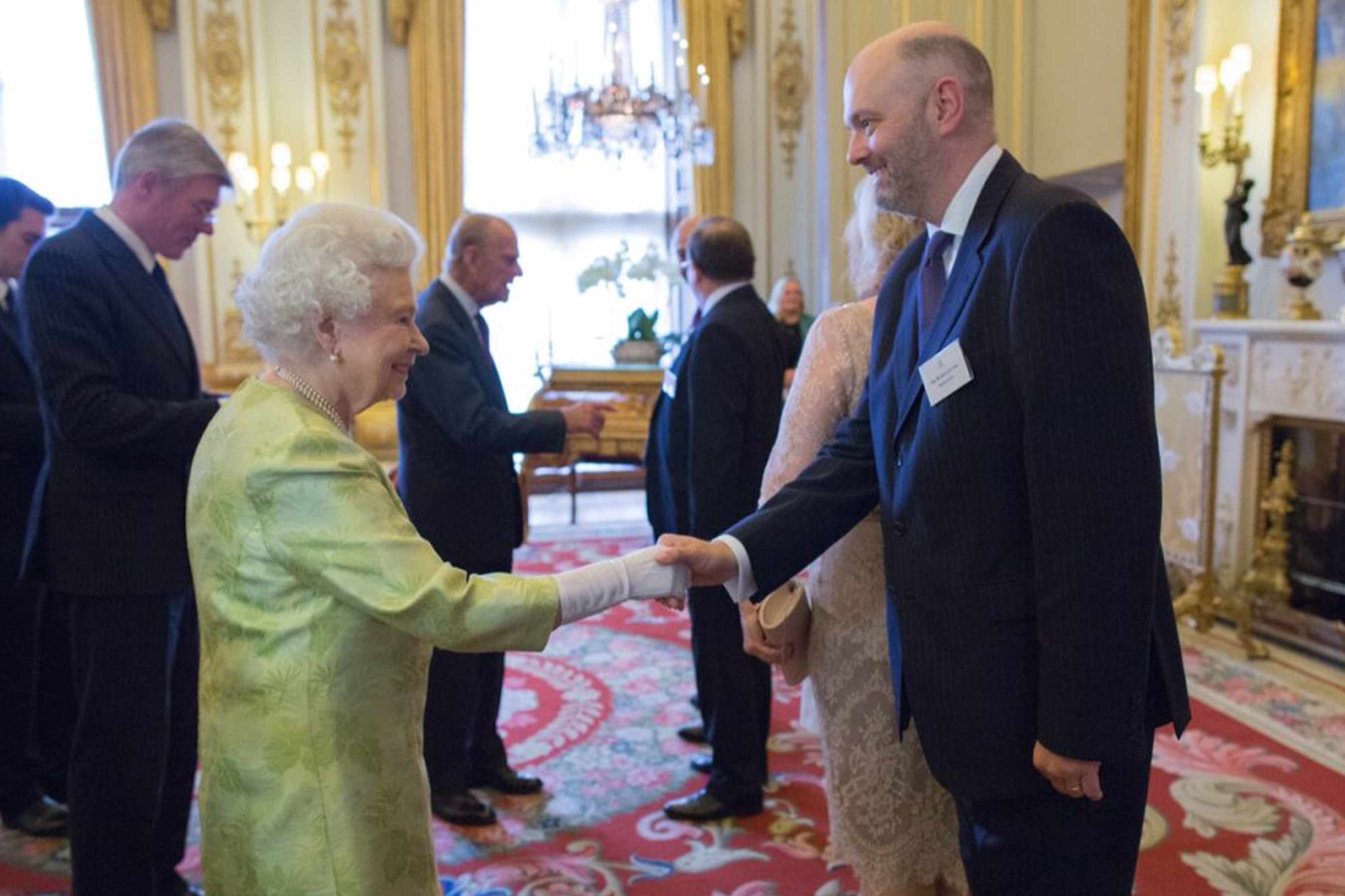 Primeast receives the Queen's Award for Enterprise in International Trade