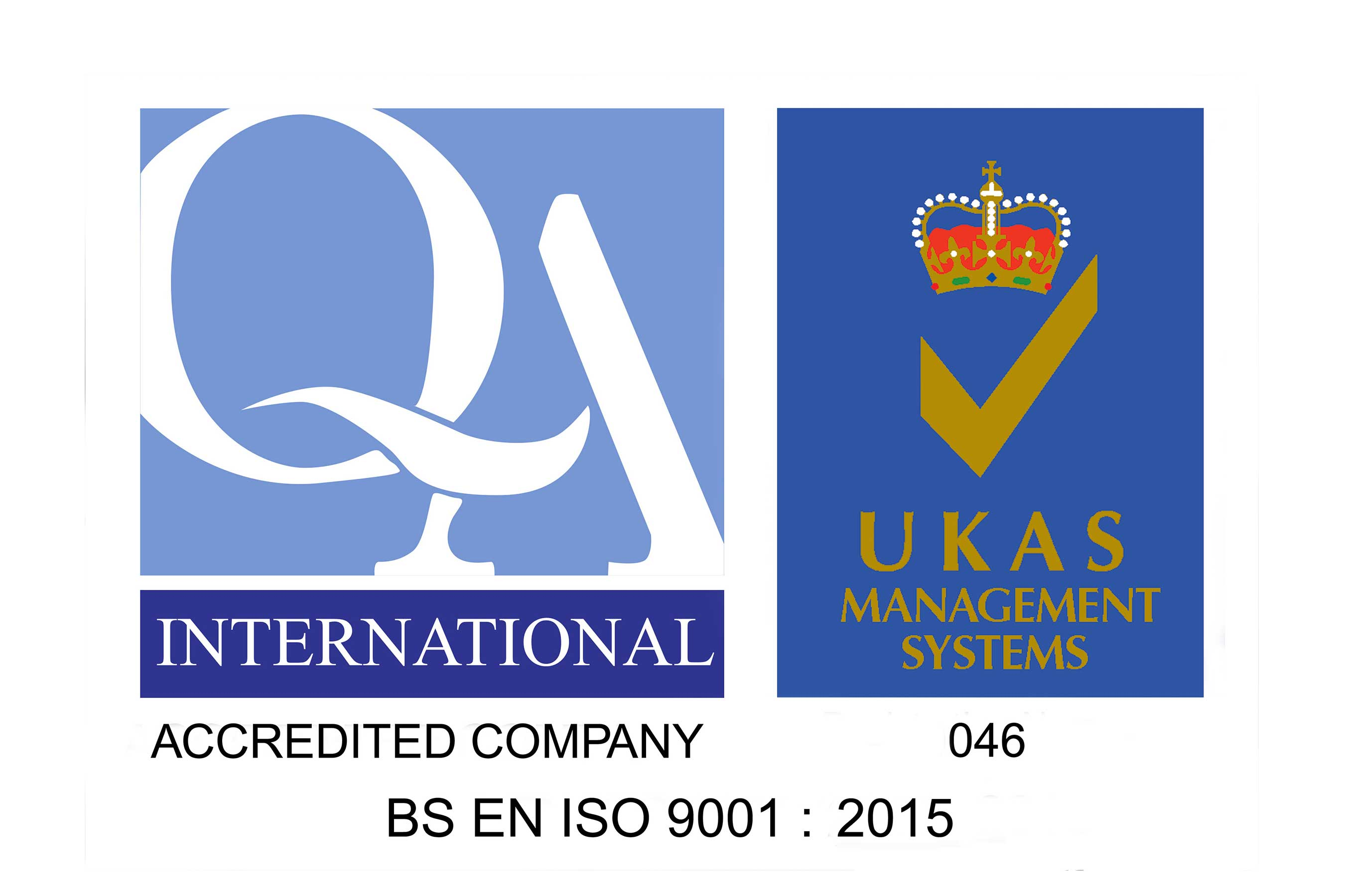 Primeast-ISO:9001 accredited since 1998